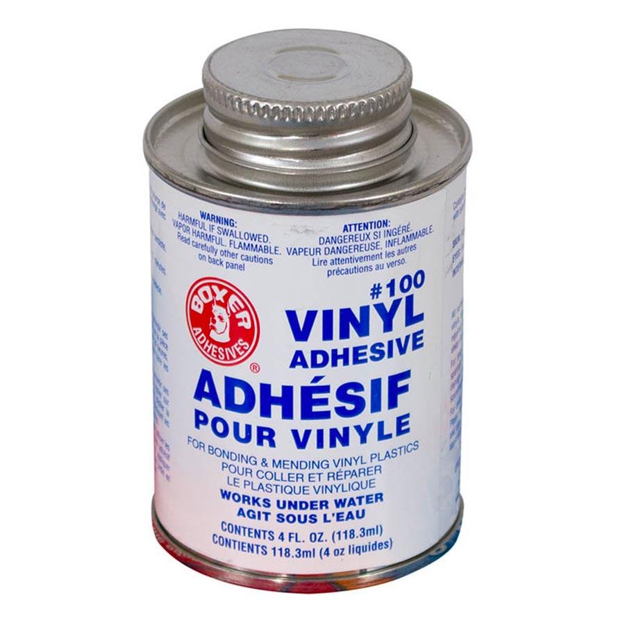 100 Vinyl Repair Adhesive 4 Oz
