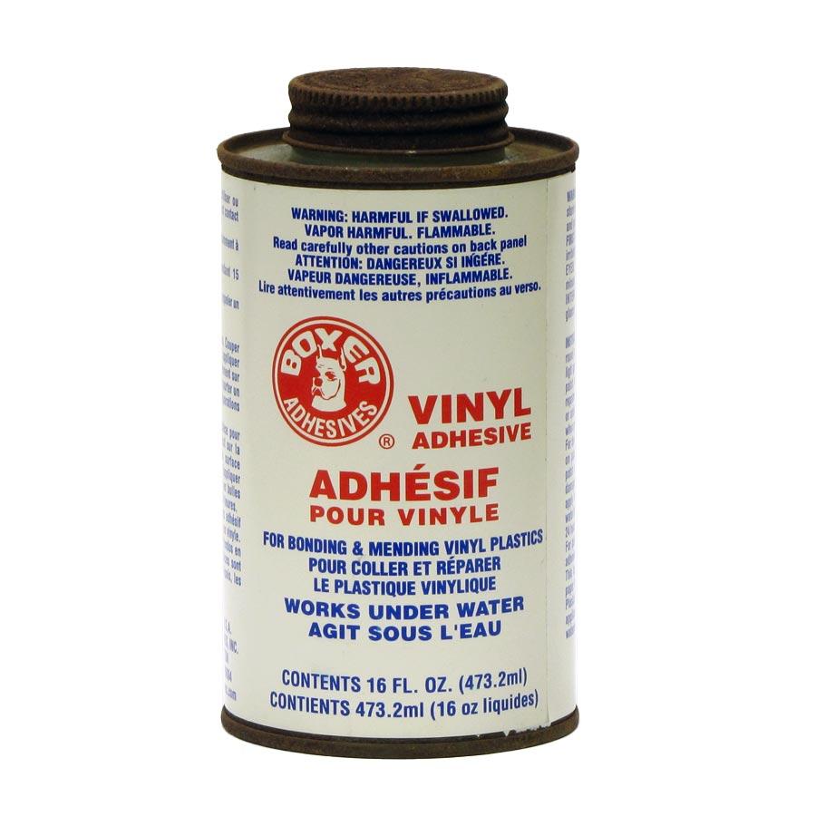 100 Vinyl Repair Adhesive 16 Oz