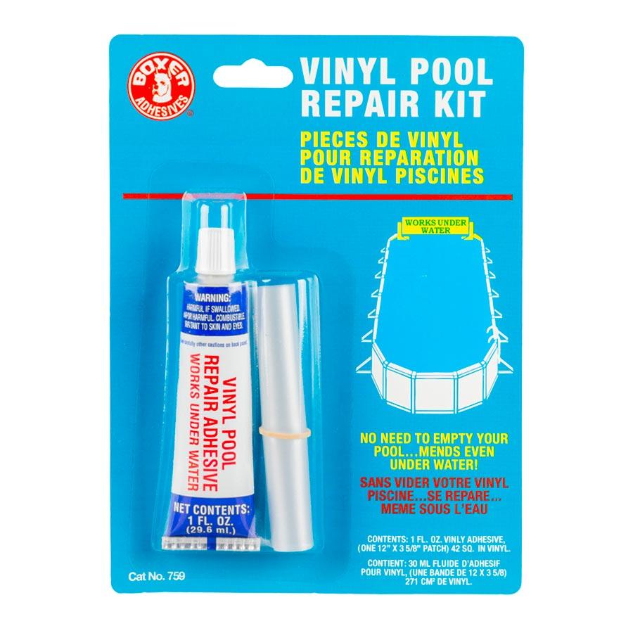 Vinyl Pool Repair Kit 1/2 Oz