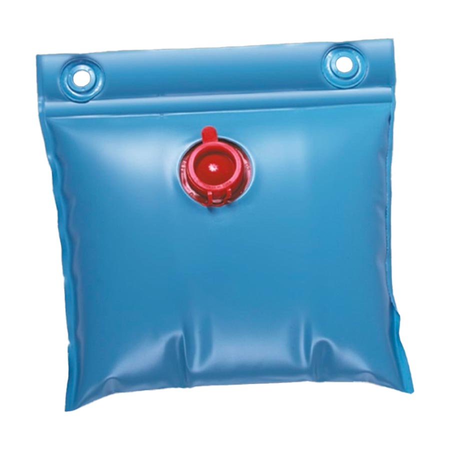 16 Mil. 1' X 1' Hanging Wall Water Bag With Grommets