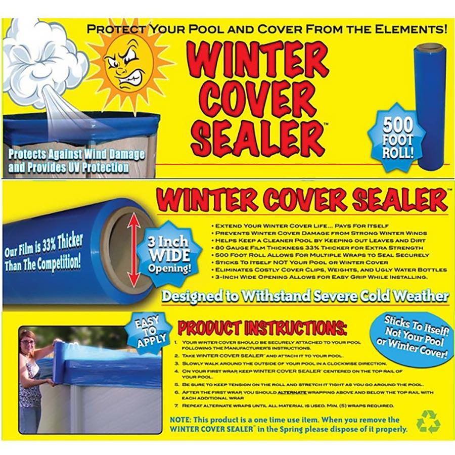 Winter Cover Sealer