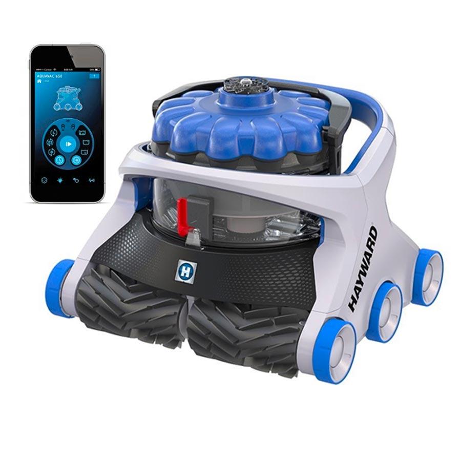 Hayward AquaVac 650 Robotic Cleaner with Remote Control