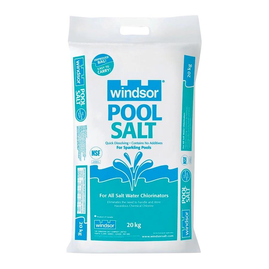 Pool Salt 20 Kg