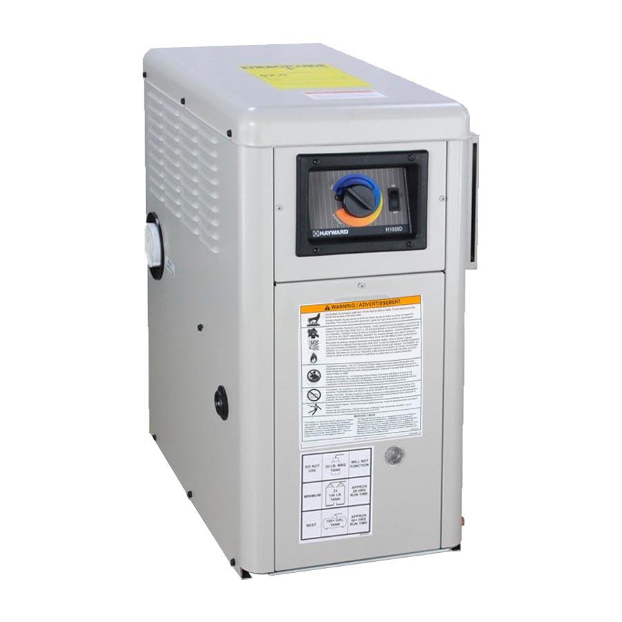 H-Series Above Ground Propane Heater