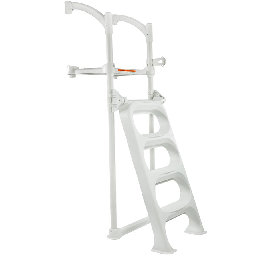 Classic Drop-In Step Exterior Ladder
